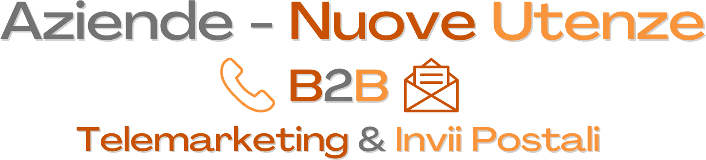 business to business per le nuove aziende
