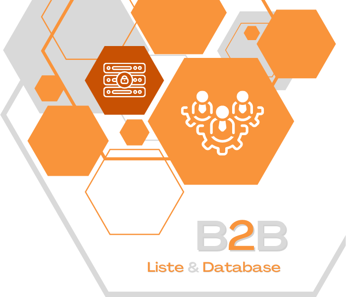 liste e database business to business